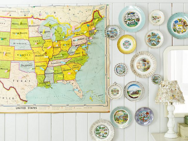map cups