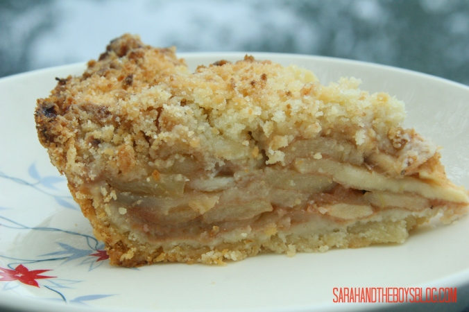 easy apple pie 9