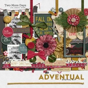 two more days adventual set