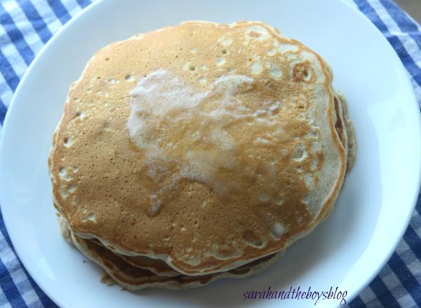 piece of cake pancake re 1